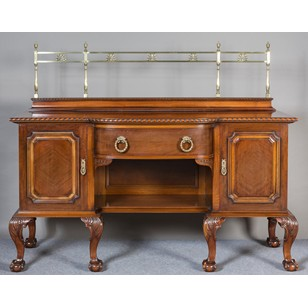 Waring & Gillows Mahogany Sideboard