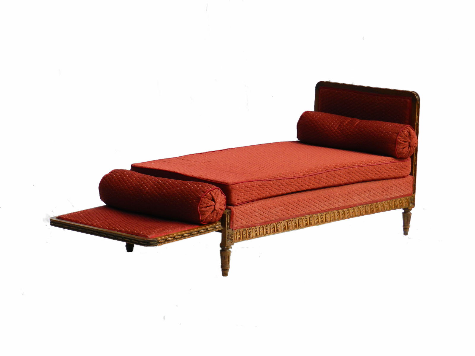 French daybed sofa drop end chaise longue decorative for Chaise longue sofas